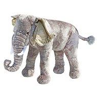 Rappa Slon stojaci-sediaci - Plyšová hračka