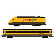 Rappa Vlak RegioJet so zvukom a svetlom