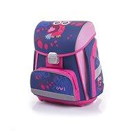 Karton P+P Premium Sova - Detský ruksak
