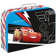 Kartón P + P Lamino Cars - Detský kufor
