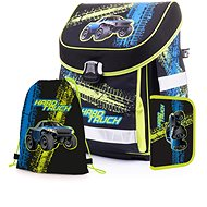 Karton P+P Premium TRUCK (batoh+peračník+sáčok) - Súprava