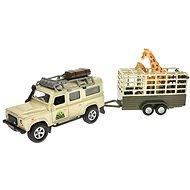 Mikro Trading Land Rover Defender - Kovový model