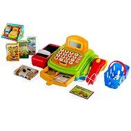 Teddies Pokladňa digitálna - Kreatívna hračka