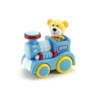 Teddies Vlak s medvedíkom - Vláčik