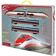 Teddies Vlak Bullet Train - Vláčik