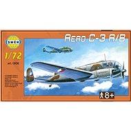 Smer Model Kit 0936 lietadlo – Aero C-3 A/B - Plastový model