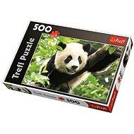 Trefl Panda 500 dielikov - Puzzle
