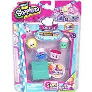 Shopkins S6: 5 pack - Zberateľská sada