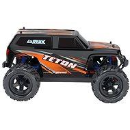 Traxxas Teton 1 : 18 4WD TQ oranžový - Auto na diaľkové ovládanie