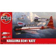 "Airfix Model Kit A04060 lietadlo – Nakajima B5N1 ""Kate"" - Plastový model"