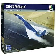 Italeri Model Kit I1282 lietadlo – XB-70 Valkyrie - Plastový model