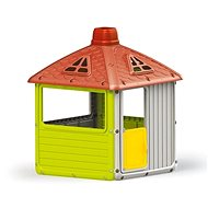 DOLU Veľký záhradný domček City - Detský domček