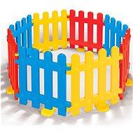 DOLU Plastový plot - Detský domček
