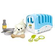 DOLU Môj prvý maznáčik, modrý - Plyšová hračka