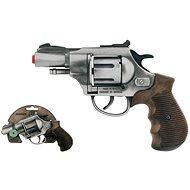Policajný revolver Gold collection - Detská zbraň