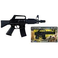 Samopal policajný čierny - Detská zbraň