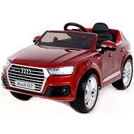 Audi Q7 lakované červené - Detské elektrické auto