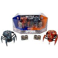 Hexbug Bojové pavúky 2.0 Dual pack - Mikrorobot