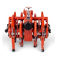 Hexbug Bojová tarantula – červená - Mikrorobot