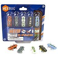 Hexbug Nano V2 Nitro 5 pack - Mikrorobot