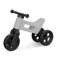Funny Wheels 2 v 1 sivé - Odrážadlo