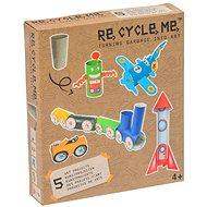 Set Re-cycle me pre chlapcov – rulička - Herná sada