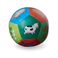 Prvá guľa - zvieratá na farme - Lopta pre deti