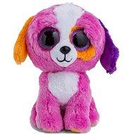 Beanie Boos Precious – Pink Dog - Plyšová hračka