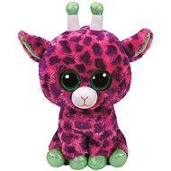 Beanie Boos Gilbert – Pink Giraffe - Plyšová hračka