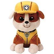 Beanie Babies PAW Patrol – Rubble - Plyšová hračka