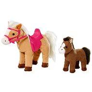 BABY Born Interaktivny kôň so žriebätkom - Plyšová hračka