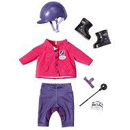 BABY Born Jazdecká súprava - Doplnok pre bábiky