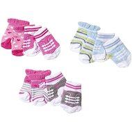 BABY Born Ponožky (2 páry) - Doplnok pre bábiky