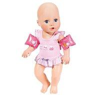BABY Annabell sa učí plávať - Bábika