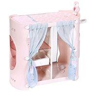 BABY Annabell Šatník 2v1 - Doplnok pre bábiky