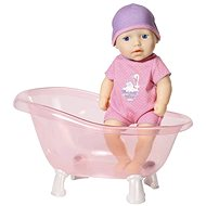 My First Baby Annabell Koupací panenka s vanou - Bábika