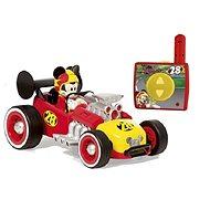 Mikro Trading Mickey Mouse R/C závodná formula - Auto na diaľkové ovládanie
