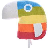 Mikro Trading - Papagáj Duháček, veľký 30 cm - Plyšová hračka