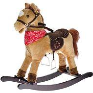 Mikro Trading Hojdací koník - Plyšová hračka