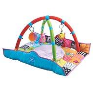 Taf Toys Hracia deka s hrazdou pre novorodenca - Hracia deka