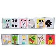 Taf Toys Knížka 3v1 pre najmenších - Kniha pre deti