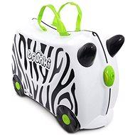 Trunki Kufrík Zebra Zimba - Detské odrážadlo