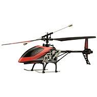 Buzzard 4kanálový červená - Vrtuľník na diaľkové ovládanie