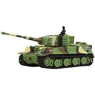 RC German Tiger - Tank na diaľkové ovládanie