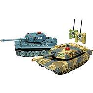 Súprava Bojujúcich Tankov - Tank na diaľkové ovládanie