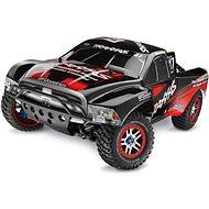 Traxxas Slash Ultimate  Mike Jenkins 4WD VXL LCG TQi Bluetooth TSM OBA RTR čierny - Auto na diaľkové ovládanie