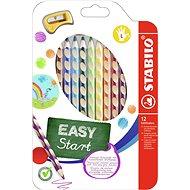 STABILO Easycolours pre ľavákov 12 ks - Pastelky