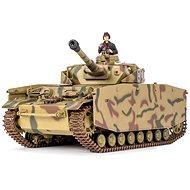 Panzer IV 1:24 - Tank na diaľkové ovládanie