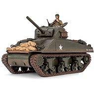 M4A3 Sherman 1 : 24 - Tank na diaľkové ovládanie