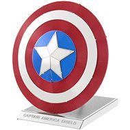 Metal Earth Marvel Captain America Shield - Stavebnica